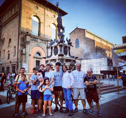 day 91 - sightseeing around Bologna (Italy) - 12 September 20