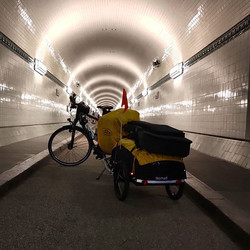 Ride 02 - from Hamburg to Horneburg - Ge