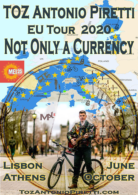 POSTER - Not Only A Currency - JUNE 10.j