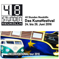 Unconventional - Tour 2016 - Europe