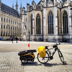 Ride 10 - from Genk to Brussels Belgium
