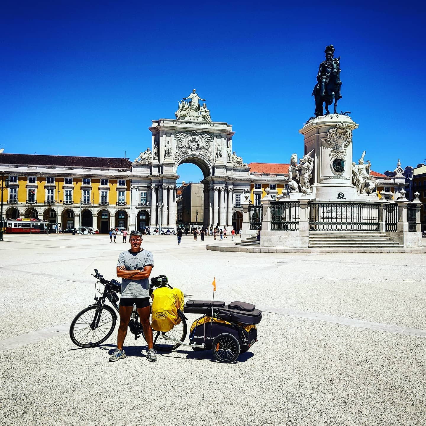 Ride 46 - from Sintra to Lisbon (Portugal)
