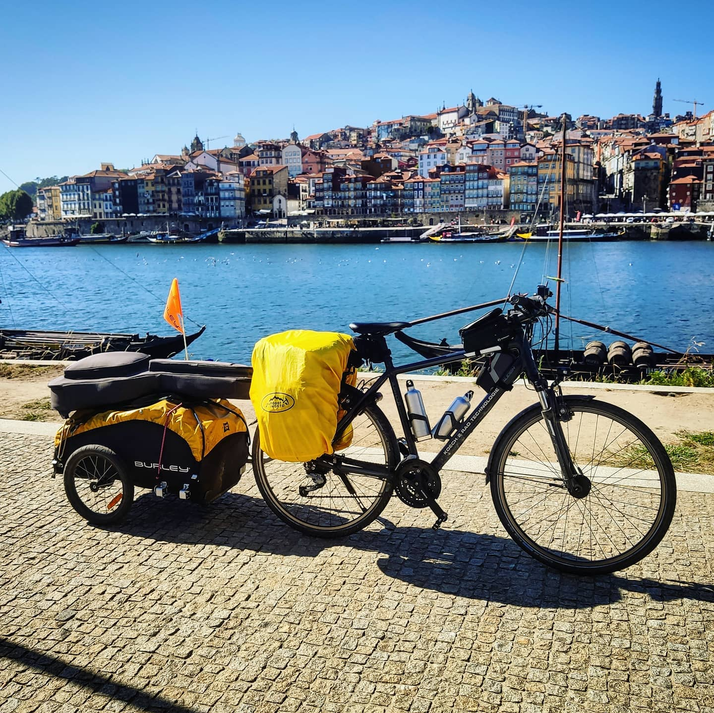 Ride 41 - from Viana do Castelo to Gaia Porto