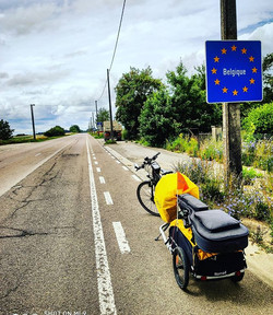 Ride 13 - from Neufchateau to Luxemburg