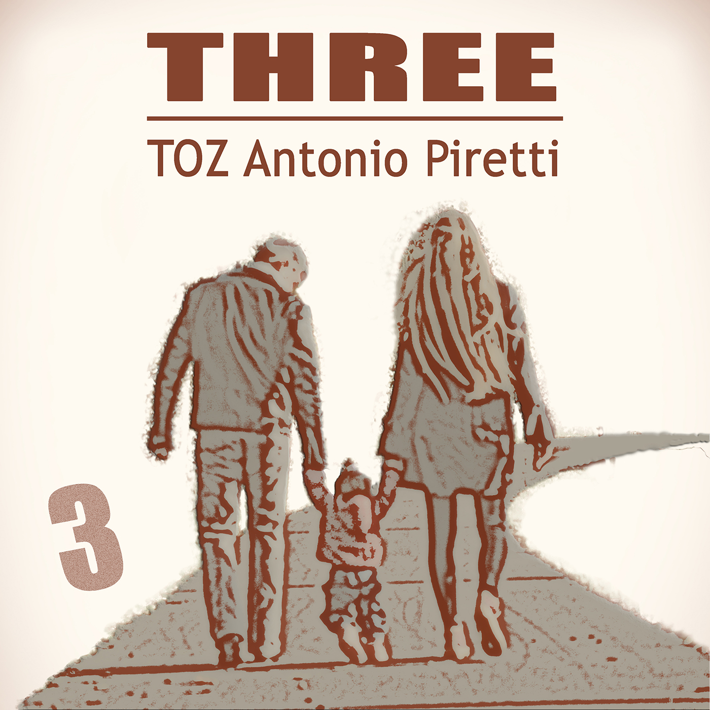 ALBUM - THREE - COVER