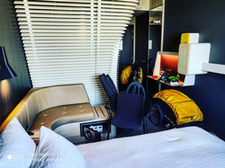 Bayonne - Hotel Room - 13 July
