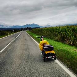 Ride 63 - day 86 - from Celje to Ljubljana 7 September 20