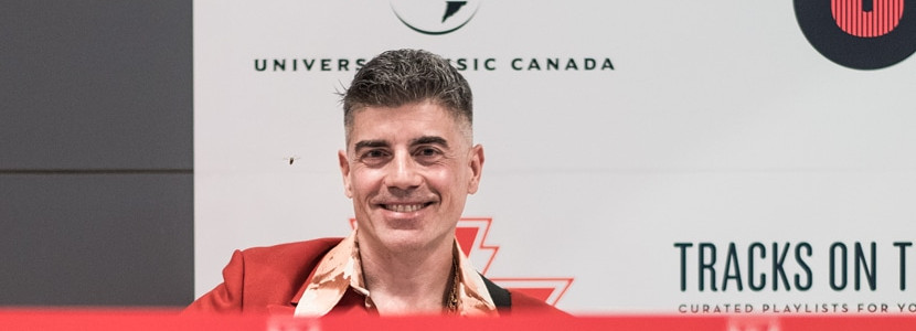 TOZ Antonio Piretti - Toronto Aug 2018