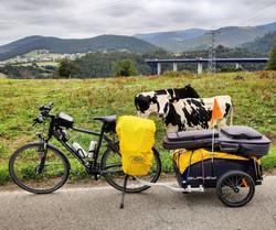 Ride 36 - from Novellana to Ribadeo (Spain) - 23 July 20