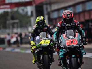 Quartararo dans l'équipe officielle Yamaha en 2021! Rossi évincé.