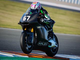 Moto2: Kalex teste le moteur Triumph