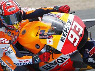 Márquez chez Honda jusqu'en 2020