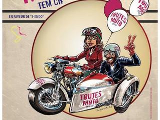 Toutes en moto TEM CH: Rouler pour la défense des femmes.