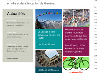 Communiqué de presse G2M:  Dans une guerre des transports enfin apaisée, les associations de cyclist