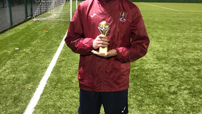 U18s Player Of The Month October