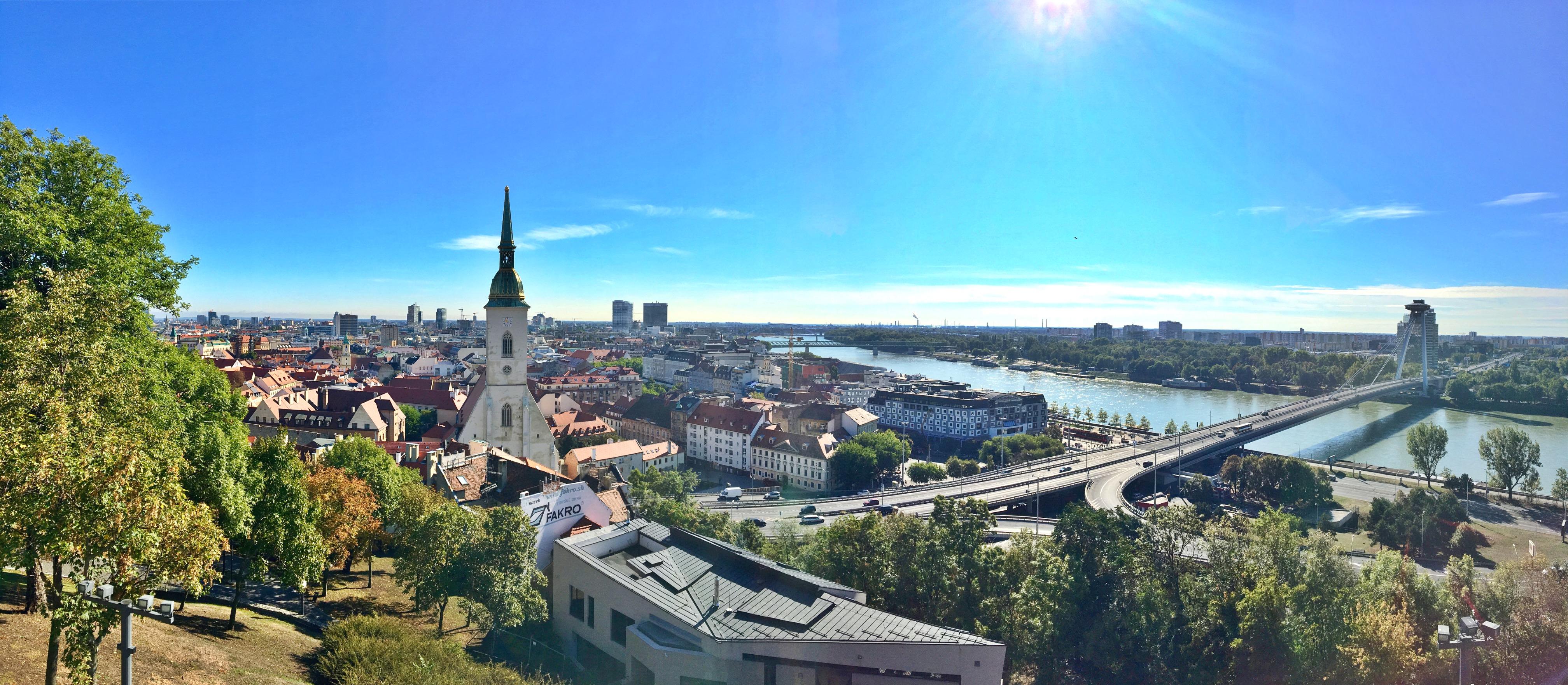 MГјnchen Bratislava