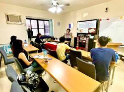 2021/05 英文與國際禮儀課