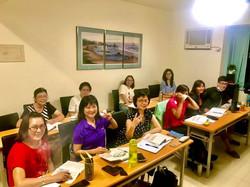 2020/6 第一期英語班上課