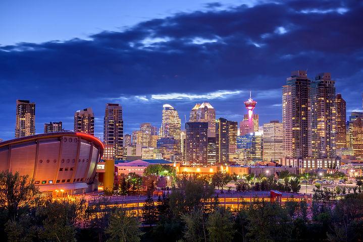Calgary city skyline at night.jpg