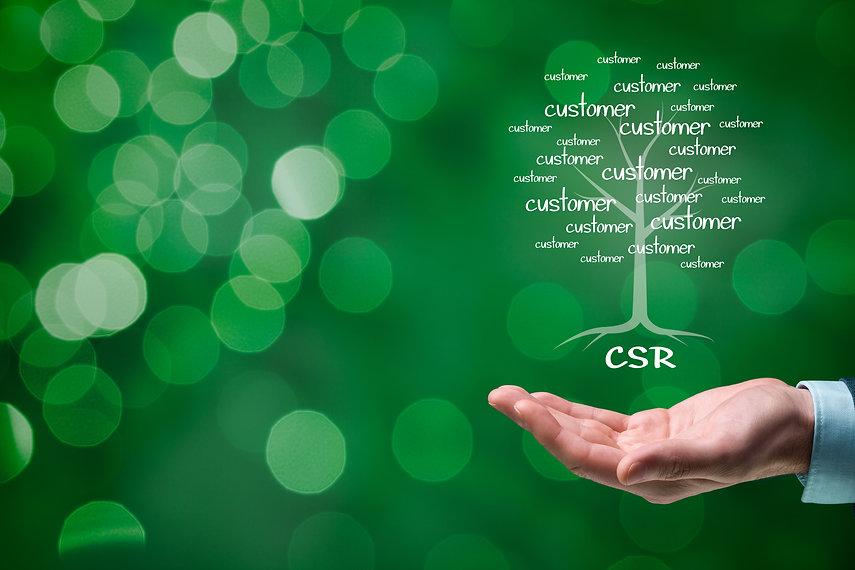 Corporate social responsibility (CSR) co