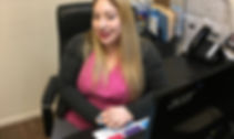 Photo of Rosie Barron, medical assistant