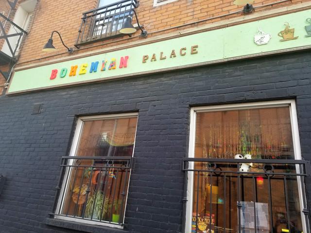 Bohemian Palace