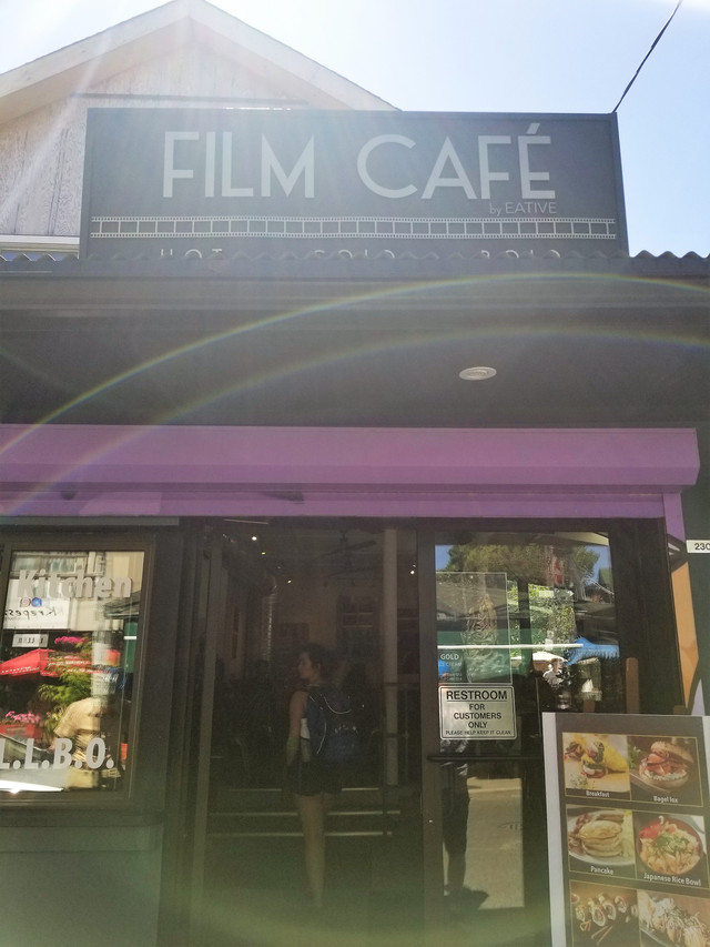 Eative Film Cafe