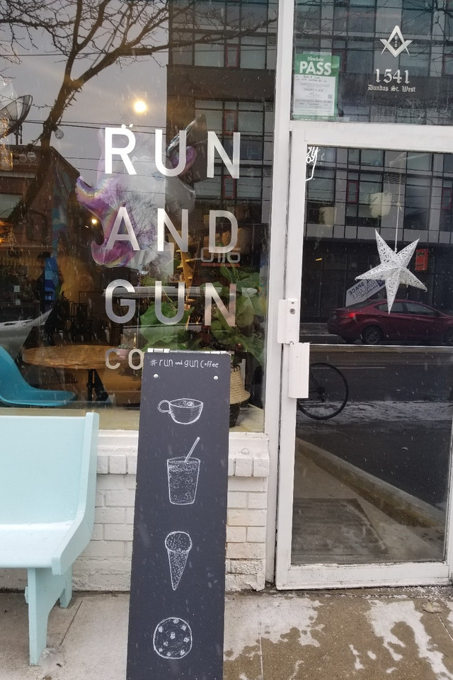 Run and Gun Coffee