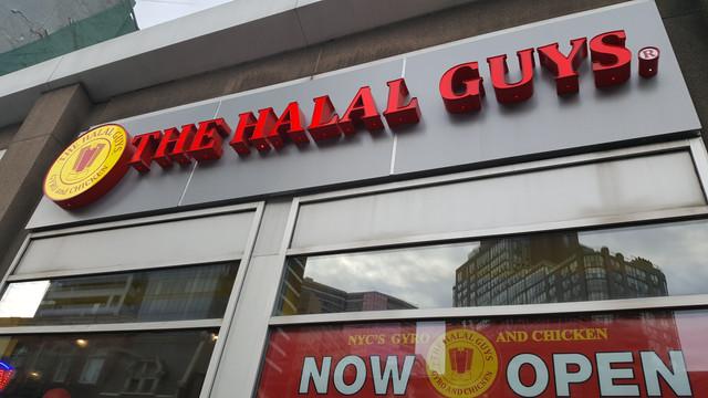 The Halal Guys Toronto