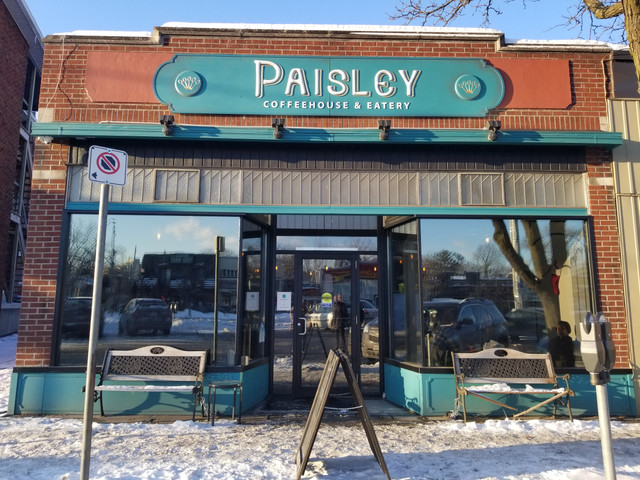 Paisley Coffeehouse and Eatery