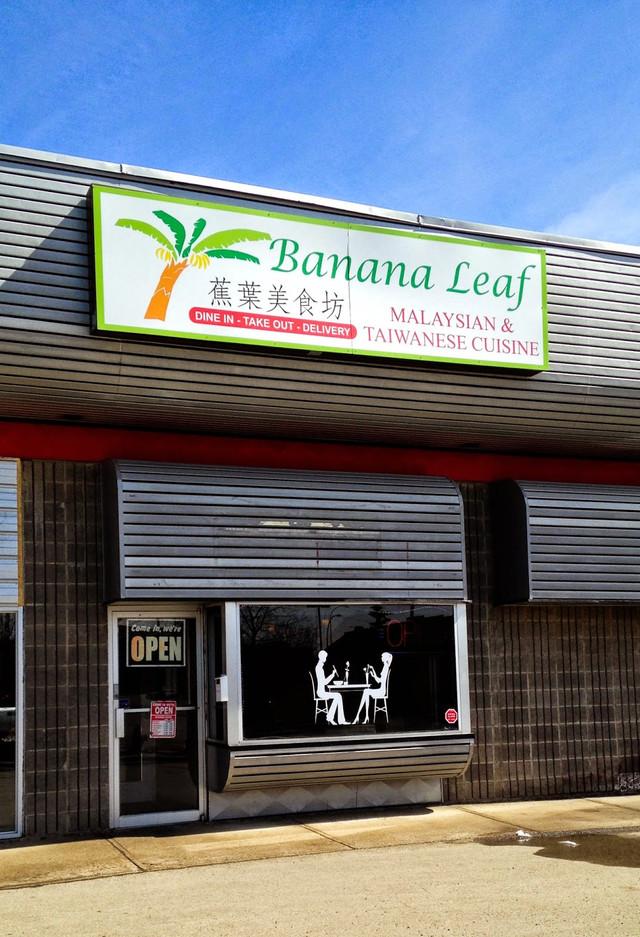 Banana Leaf Tropical Cuisine