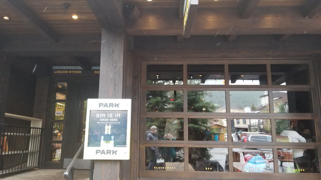 Park Distillery Restaurant + Bar