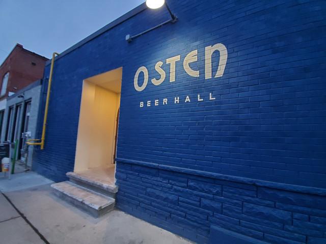 Osten Beerhall + Cafe 1011
