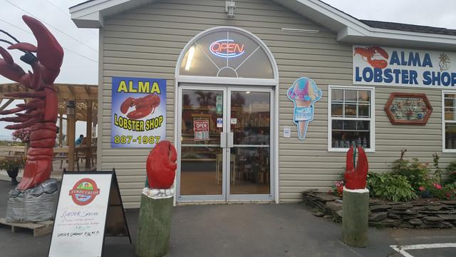 Alma Lobster Shop