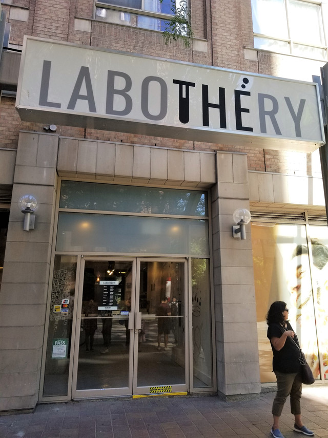 Labothéry
