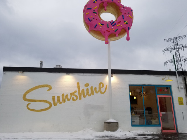 The Sunshine Doughnut Co.