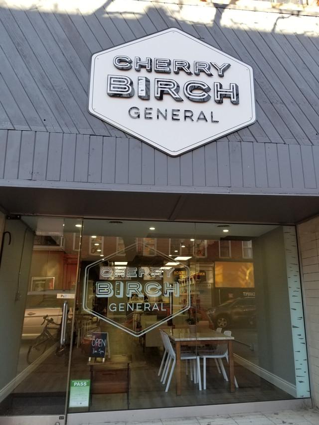Cherry Birch General