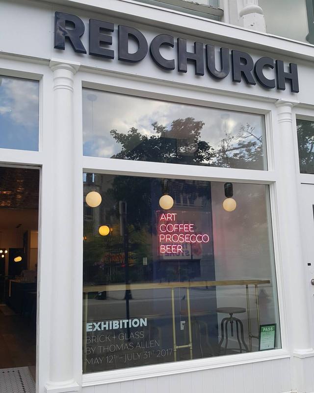 Red Church Café + Gallery