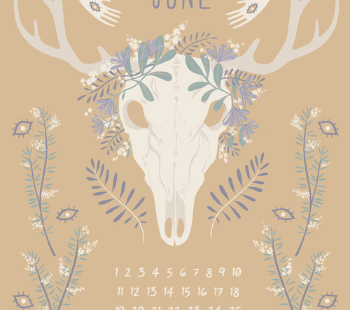 calendar (june)