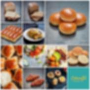 Burger Buns & Hot Dog Rolls