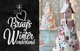 Welcome to Brays Winter Wonderland of Festive Treats <3 #christmas  #newchristmasproducts #welove