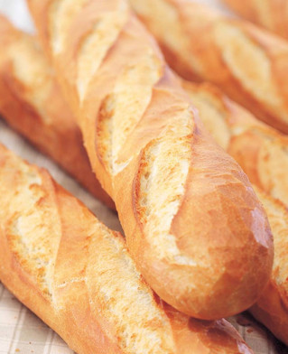 We offer unique artisan breads with thin crispy crusts, light open textures and authentic French aro