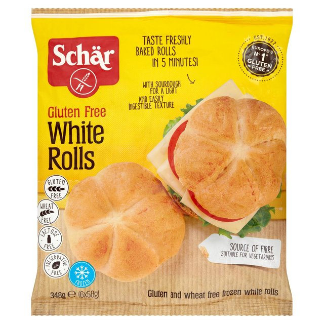 Frozen White Rolls