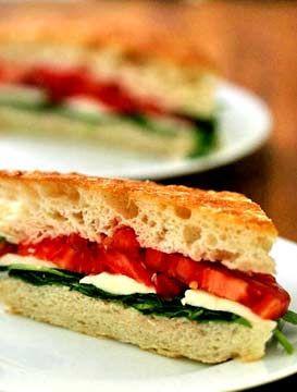 bf Arugula, Mozzarella, Tomato on Focaccia.jpg
