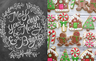 May your days be merry and bright , love from Bray Foods <3 #newchristmasproducts #welovechristma