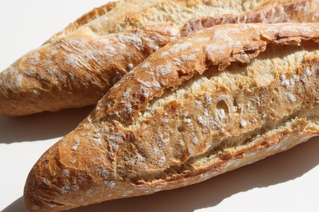 Enjoy the artistry of our fresh rustic Italian breads...