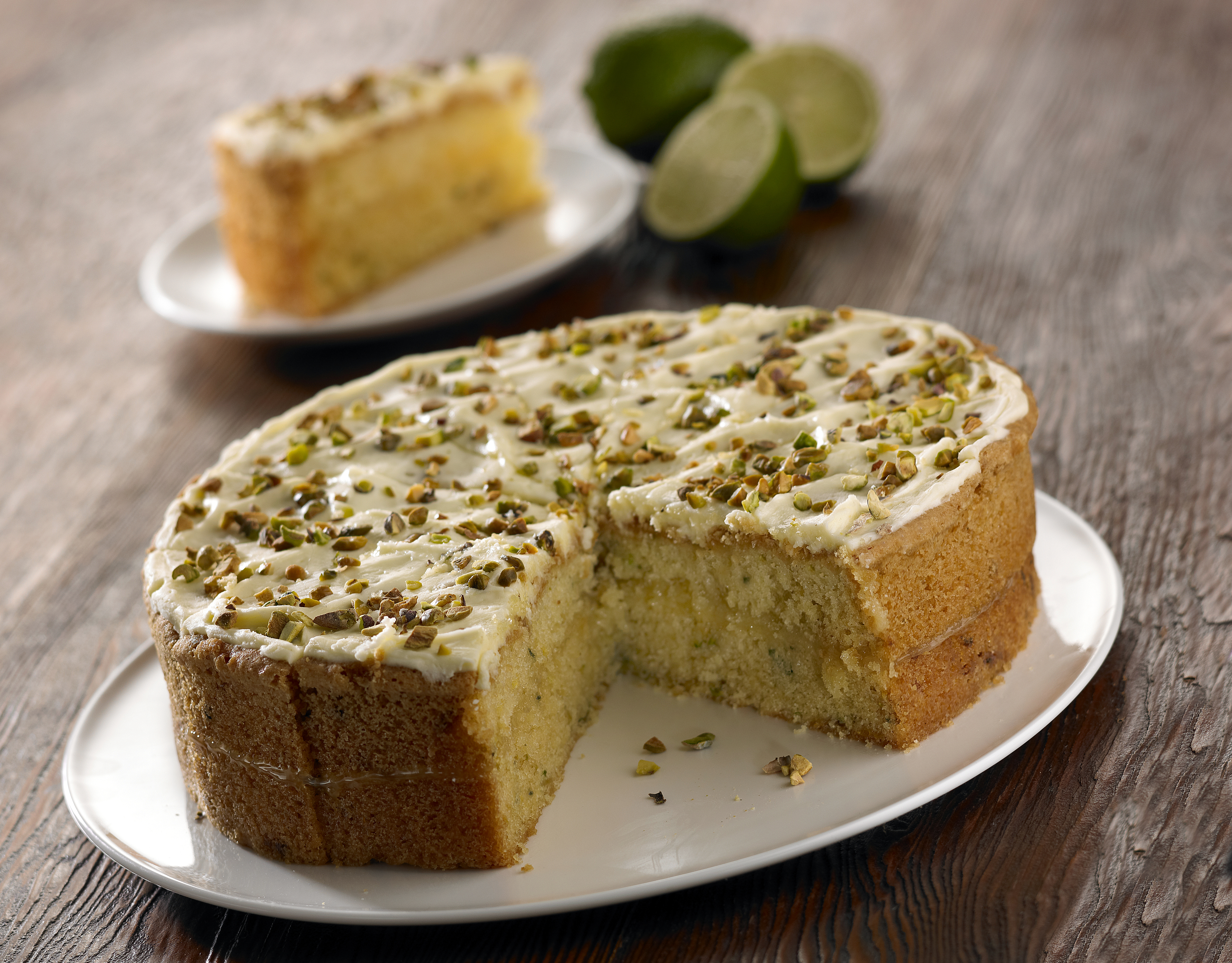 HCC074936 Zucchini & Lime Cake
