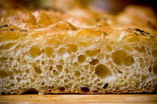Try our beautiful Tomato & Rosemary Focaccia, oozing with olive oil for that perfect texture and