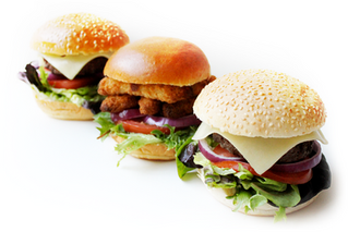 Popular Gourmet Burger Buns & Hot Dog Roll range...