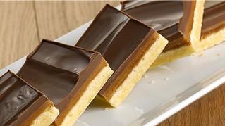 NEW! Gluten-free Caramel Shortcake